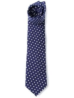 Fefè  - Polka Dot Print Tie