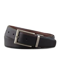 Robert Graham  - Vittorio Reversible Leather Belt