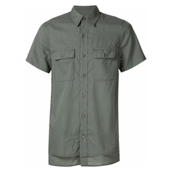 John Elliott - Chest Pockets Short Sleeves Shirt