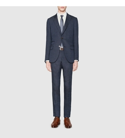 Gucci - Wool Twill Suit