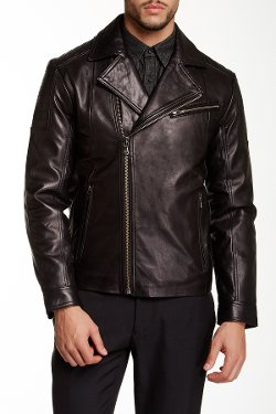 Emanuel Ungaro  - Leather Moto Jacket