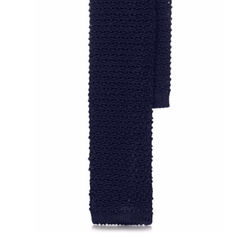 Ralph Lauren - Solid Knit Silk Tie