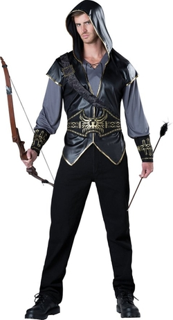 In Character - Hooded Huntsman Costume