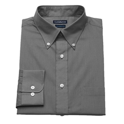 Croft & Barrow - Slim-Fit Button-Down Collar Dress Shirt