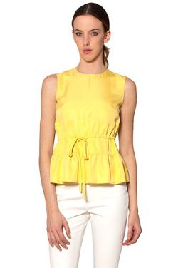 Raoul  - Darla Blouse in Mellow