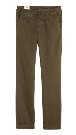 Billy Reid  - Military Chinos