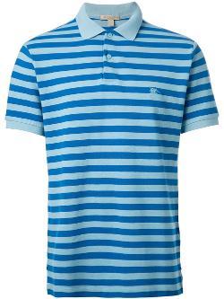 Burberry Brit - Stripe Polo Shirt