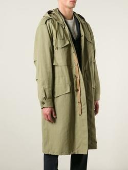Maison Margiela - Oversize Military Parka Jacket