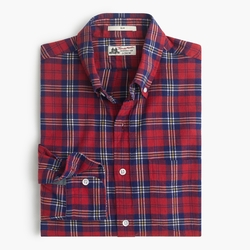 Thomas Mason - Benson Plaid Flannel Shirt