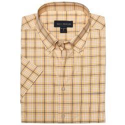 Scott Barber James  - Multi-Check Shirt