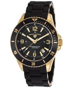 Swiss Legend - Luminoso Two-Tone Watch