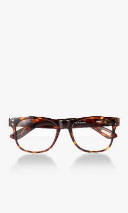 Colin Firth Cutler and Gross Tortoiseshell Acetate Square ...