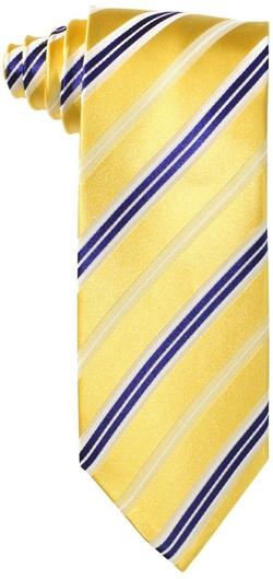 Geoffrey Beene  - Adler Stripe Necktie