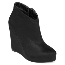 Michael Antonio Cerras  - Wedge Womens Ankle Booties