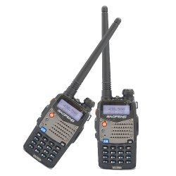 BaoFeng - Dual Band Two Way Radio Transceiver