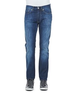 Acne Studios - Roc Verakai Slim Fit Jeans, Blue