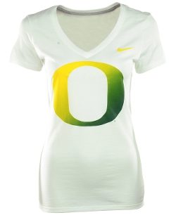 Nike - Oregon Ducks V-Neck T-Shirt