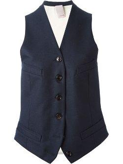 +People - Bicolour Waistcoat Vest