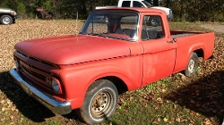 Ford - 1963 F100 Truck