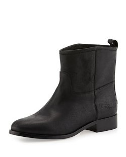 Jimmy Choo  - Harley Flat Ankle Boot