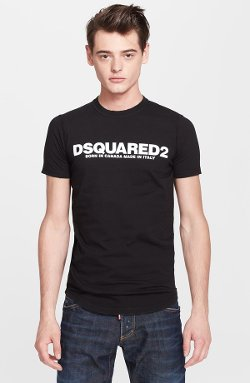 Dsquared2  - Logo Graphic T-Shirt
