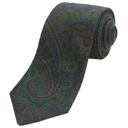 Altea  - Olona Paisley Tie