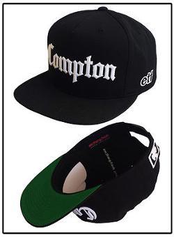 ETF Streetwear - Compton Retro Classic Snapback