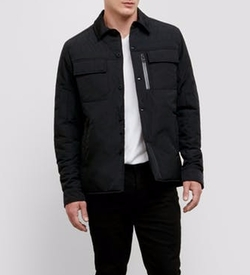 Bobby Axelrod S Black Billy Reid Tyson Quilted Jacket From