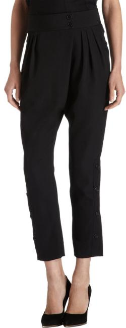 Givenchy  - High Waisted Trousers