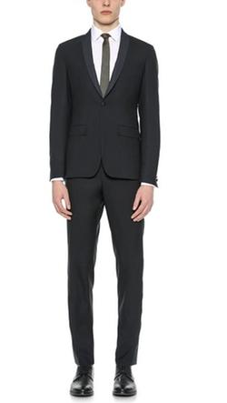 Mr. Start - Rivington Shawl Collar Dinner Suit