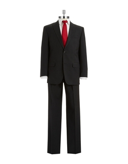 Sean John - Two Piece Peaked Lapel Suit