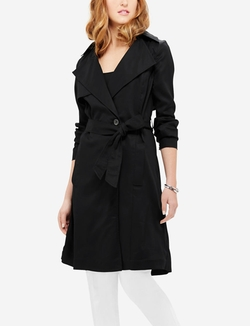 The Limited - Soft Trench Coat