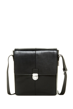 Cole Haan - Smooth Leather Messenger