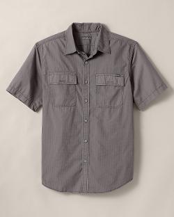 Versatrex -  Short-Sleeve Ripstop Shirt