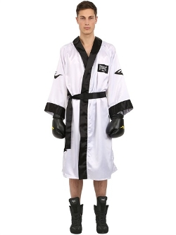 Everlast - Hooded Satin Boxing Robe