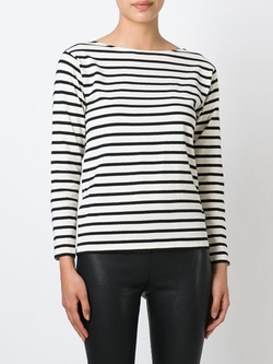 Saint Laurent - Striped Sweater