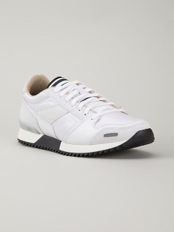 Ami Alexandre Mattiussi - Lace Up Trainer Sneakers