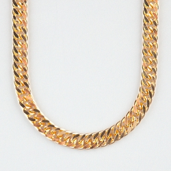 The Gold Gods - Gold Cuban Link Chain Necklace