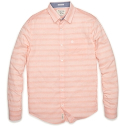 Original Penguin - Horizontal End On End Stripe Shirt
