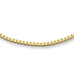 Zales - Wheat Chain Necklace