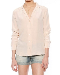 Equipment - Notched Lapel Adalyn Top