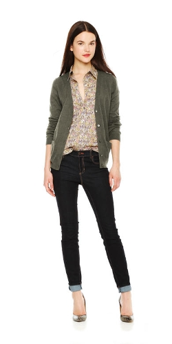 Joe Fresh - V-Neck Cardigan