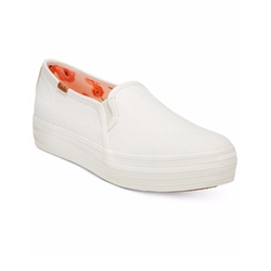 Keds  - Triple Decker Cross Hatch Sneakers