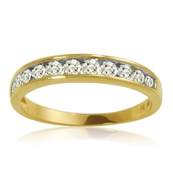 Amanda Rose Collection - Diamond Anniversary Ring