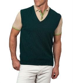 Woolevers - Lambswool Sweater Vest
