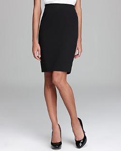 Calvin Klein - Woven Pencil Skirt