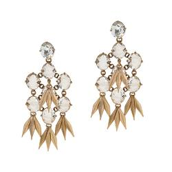J. Crew - Jeweled Quill Earrings