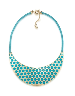 Carolee - Honeycomb Statement Necklace
