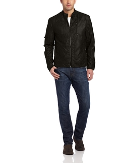Kenneth Cole Reaction - Moto Jacket