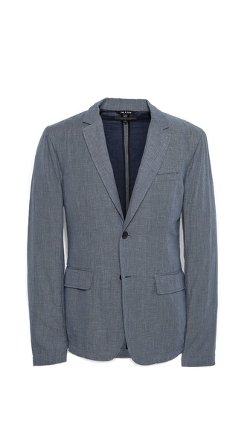 Rag & Bone  - Phillips 2 Button Blazer